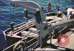 Image of Hannibal Victory ship Pacific ocean, 1945, second 12 stock footage video 65675062880