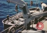 Image of Hannibal Victory ship Pacific ocean, 1945, second 13 stock footage video 65675062880