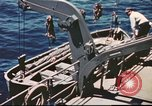 Image of Hannibal Victory ship Pacific ocean, 1945, second 14 stock footage video 65675062880