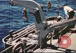 Image of Hannibal Victory ship Pacific ocean, 1945, second 15 stock footage video 65675062880