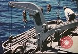 Image of Hannibal Victory ship Pacific ocean, 1945, second 16 stock footage video 65675062880