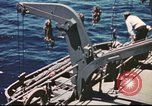 Image of Hannibal Victory ship Pacific ocean, 1945, second 17 stock footage video 65675062880