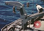 Image of Hannibal Victory ship Pacific ocean, 1945, second 19 stock footage video 65675062880