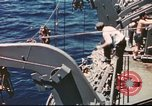Image of Hannibal Victory ship Pacific ocean, 1945, second 21 stock footage video 65675062880