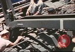 Image of Hannibal Victory ship Pacific ocean, 1945, second 24 stock footage video 65675062880