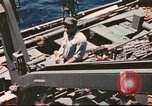 Image of Hannibal Victory ship Pacific ocean, 1945, second 27 stock footage video 65675062880