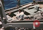 Image of Hannibal Victory ship Pacific ocean, 1945, second 28 stock footage video 65675062880