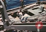 Image of Hannibal Victory ship Pacific ocean, 1945, second 29 stock footage video 65675062880