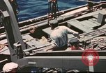 Image of Hannibal Victory ship Pacific ocean, 1945, second 30 stock footage video 65675062880