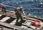 Image of Hannibal Victory ship Pacific ocean, 1945, second 33 stock footage video 65675062880