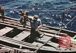 Image of Hannibal Victory ship Pacific ocean, 1945, second 34 stock footage video 65675062880