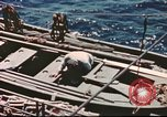 Image of Hannibal Victory ship Pacific ocean, 1945, second 35 stock footage video 65675062880