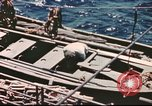 Image of Hannibal Victory ship Pacific ocean, 1945, second 36 stock footage video 65675062880