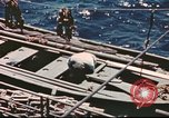 Image of Hannibal Victory ship Pacific ocean, 1945, second 37 stock footage video 65675062880
