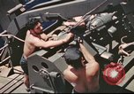 Image of Hannibal Victory ship Pacific ocean, 1945, second 42 stock footage video 65675062880