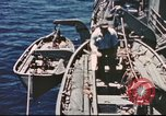 Image of Hannibal Victory ship Pacific ocean, 1945, second 47 stock footage video 65675062880
