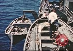 Image of Hannibal Victory ship Pacific ocean, 1945, second 49 stock footage video 65675062880