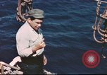 Image of Hannibal Victory ship Pacific ocean, 1945, second 50 stock footage video 65675062880