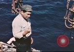 Image of Hannibal Victory ship Pacific ocean, 1945, second 51 stock footage video 65675062880