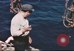 Image of Hannibal Victory ship Pacific ocean, 1945, second 52 stock footage video 65675062880