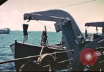 Image of Hannibal Victory ship Pacific ocean, 1945, second 56 stock footage video 65675062880