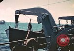 Image of Hannibal Victory ship Pacific ocean, 1945, second 57 stock footage video 65675062880
