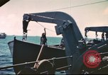 Image of Hannibal Victory ship Pacific ocean, 1945, second 58 stock footage video 65675062880