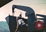 Image of Hannibal Victory ship Pacific ocean, 1945, second 62 stock footage video 65675062880