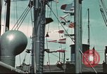 Image of Hannibal Victory ship Pacific ocean, 1945, second 3 stock footage video 65675062881