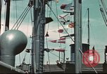 Image of Hannibal Victory ship Pacific ocean, 1945, second 4 stock footage video 65675062881