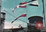 Image of Hannibal Victory ship Pacific ocean, 1945, second 7 stock footage video 65675062881