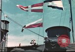 Image of Hannibal Victory ship Pacific ocean, 1945, second 8 stock footage video 65675062881