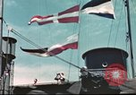Image of Hannibal Victory ship Pacific ocean, 1945, second 10 stock footage video 65675062881