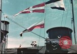 Image of Hannibal Victory ship Pacific ocean, 1945, second 11 stock footage video 65675062881