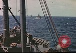 Image of Hannibal Victory ship Pacific ocean, 1945, second 15 stock footage video 65675062883