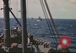 Image of Hannibal Victory ship Pacific ocean, 1945, second 19 stock footage video 65675062883