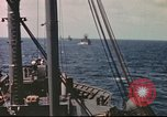 Image of Hannibal Victory ship Pacific ocean, 1945, second 20 stock footage video 65675062883