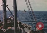 Image of Hannibal Victory ship Pacific ocean, 1945, second 21 stock footage video 65675062883