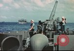 Image of Hannibal Victory ship Pacific ocean, 1945, second 32 stock footage video 65675062883