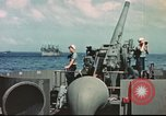 Image of Hannibal Victory ship Pacific ocean, 1945, second 35 stock footage video 65675062883