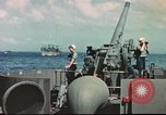 Image of Hannibal Victory ship Pacific ocean, 1945, second 36 stock footage video 65675062883