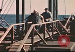Image of Hannibal Victory ship Pacific ocean, 1945, second 17 stock footage video 65675062884