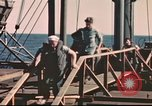 Image of Hannibal Victory ship Pacific ocean, 1945, second 18 stock footage video 65675062884