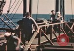 Image of Hannibal Victory ship Pacific ocean, 1945, second 19 stock footage video 65675062884