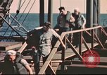 Image of Hannibal Victory ship Pacific ocean, 1945, second 20 stock footage video 65675062884