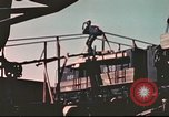 Image of Hannibal Victory ship Pacific ocean, 1945, second 23 stock footage video 65675062884