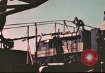 Image of Hannibal Victory ship Pacific ocean, 1945, second 26 stock footage video 65675062884