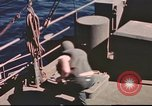 Image of Hannibal Victory ship Pacific ocean, 1945, second 38 stock footage video 65675062884