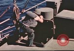 Image of Hannibal Victory ship Pacific ocean, 1945, second 39 stock footage video 65675062884