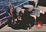 Image of Hannibal Victory ship Pacific ocean, 1945, second 40 stock footage video 65675062884